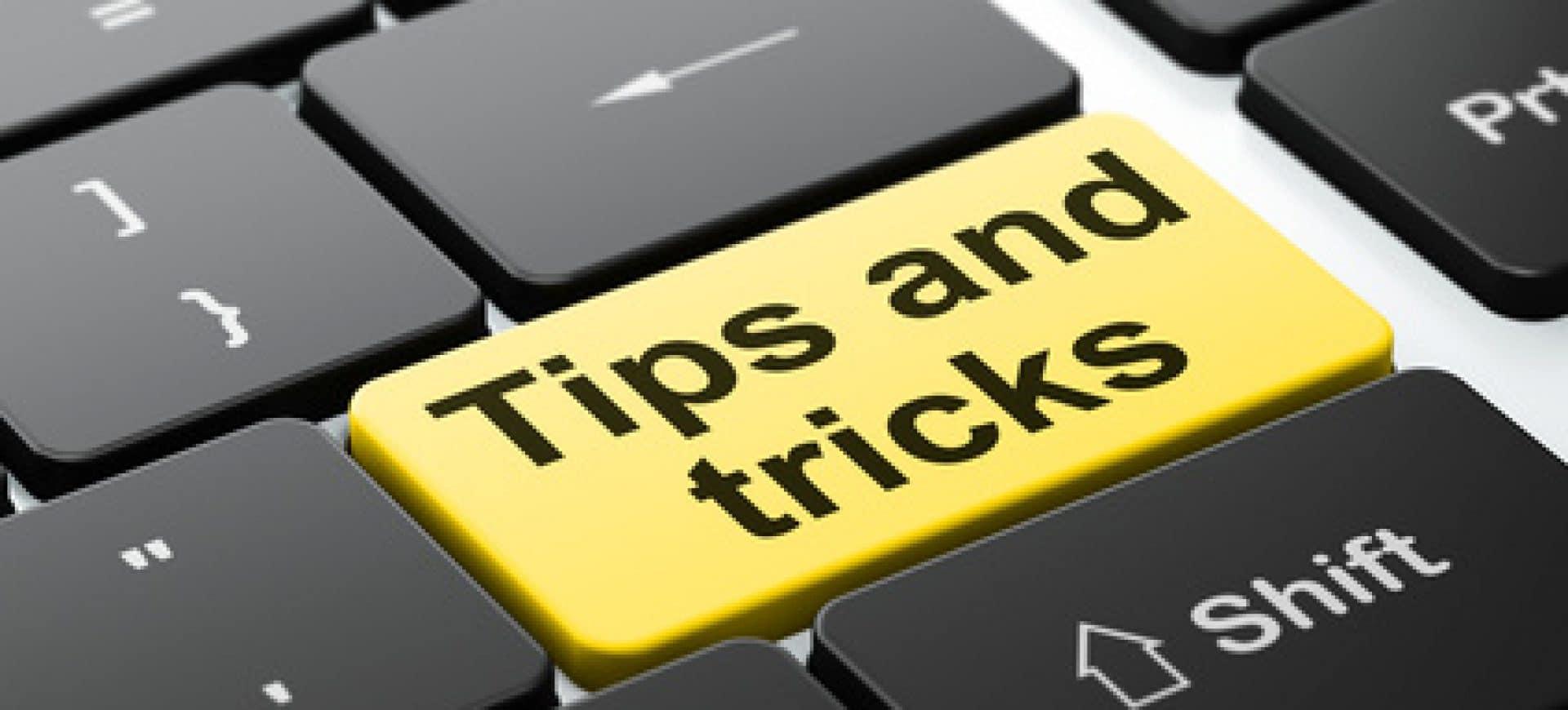 Tipps und Tricks zum Steuern sparen